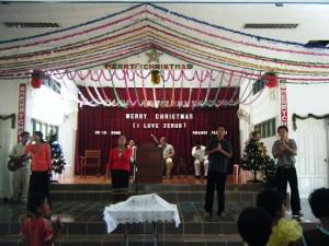 Myanmar-Christmas