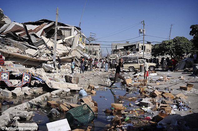 Haiti mess